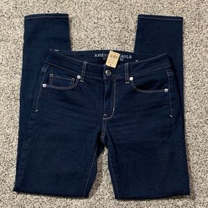 New America Eagle Outfitters Skinny Jeans